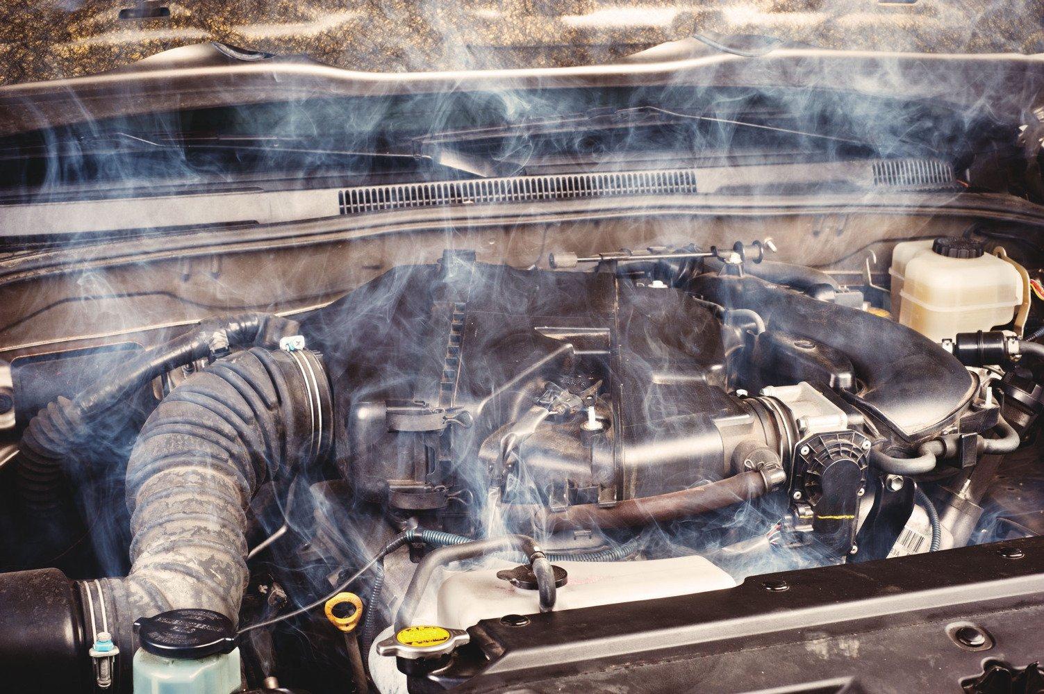 Почему из радиатора уаз выбрасывает тосол